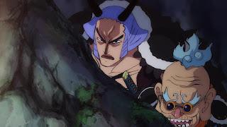 ワンピースアニメ 989話 | 傳ジロー DENJIRO | 居眠り狂死郎 赤鞘九人男 | ONE PIECE