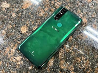 Infinix S5 Pro هاتف