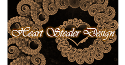 My Beehive Award on Heart Stealer Design (December 9, 2011)