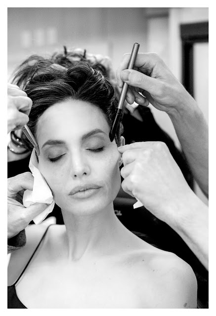Time Lapse Video Photos Of Angelina Jolie S Transformation