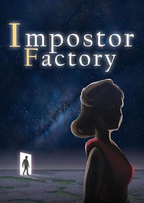 Capa do Impostor Factory