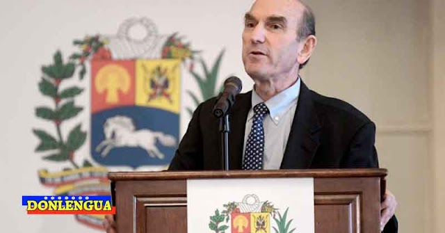 Elliott Abrams le recomendó a Biden eliminar algunas sanciones contra Venezuela