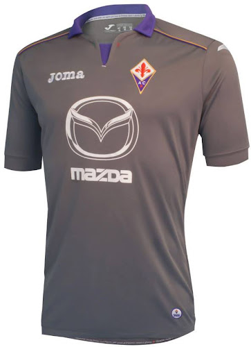 567ef6aa2b The Fiorentina 2013-14 Third Kit comes in the same template as home and away  shirts