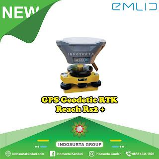 Jual GPS Geodetic Emlid Reach RS+ di Kendari