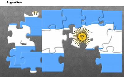 Arma el puzzle de la bandera online