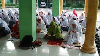Pengajian dan Sholat Dhuha di Bulan Ramadhan