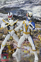 Power Rangers Lightning Collection SPD Omega Ranger & Uniforce Cycle 64