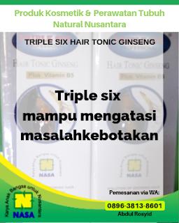 ORLYN Hair Tonic Aromatherapy Penumbuh Rambut