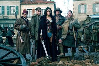 Cinéma VOD : Wonder Woman, de Patty Jenkins - Disponible sur Netflix