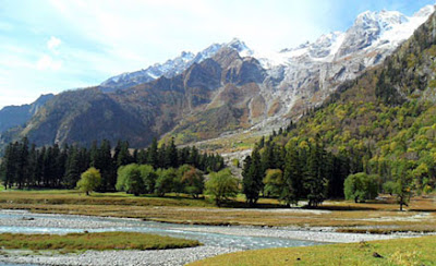 BHABHA VALLEY, Himachal Pradesh