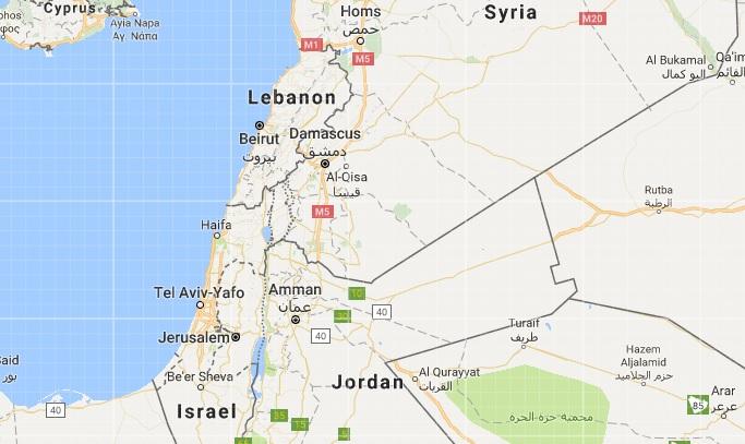 Google Terima Padah 'Padam' Nama Palestin Dalam Google Maps