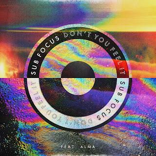 Sub Focus feat ALMA - Don't You Feel It