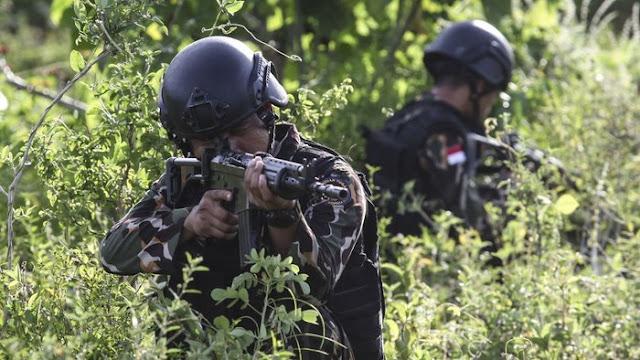 Brutalitas Aparat Menyalahgunakan UU Terorisme untuk Bunuh Sipil