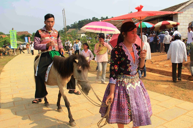 Beauty cultural identity of ethnic Hmong in Ha Giang 4
