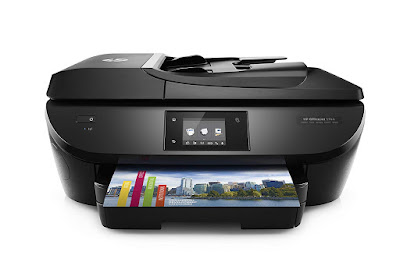 Main functions of this HP coloring inkjet photograph printer HP Officejet 5744 Driver Downloads