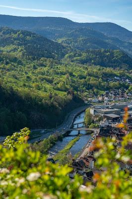 Premiumwanderweg Murgleiter | Etappe 2 von Gernsbach nach Forbach | Wandern nördlicher Schwarzwald 07