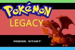 Pokemon Fire Red Legacy