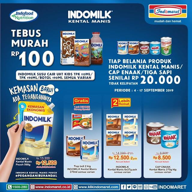 #Indomaret - #Katalog Promo Indomaret Periode 04 - 08 September 2019