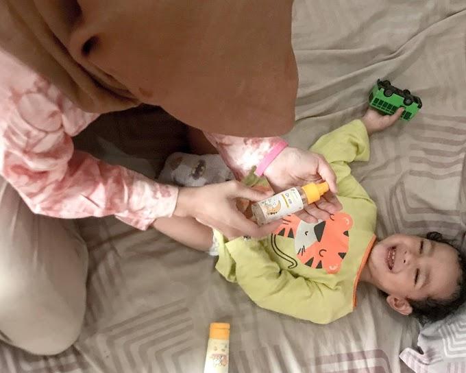 Cara Ampuh Redakan Kolik pada Bayi