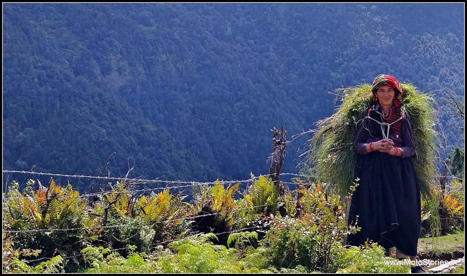 Roopkund Trek: Ghaeroli Patal