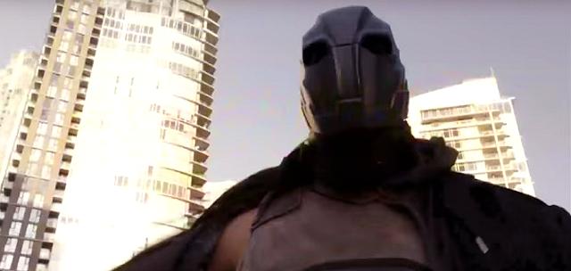 Atom-Smasher (Adam Copeland) în serialul The Flash