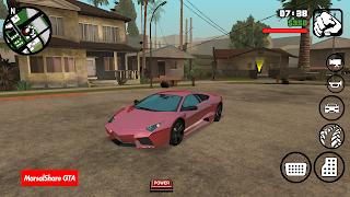 Lamborghini Reventon 2007 GTA SA