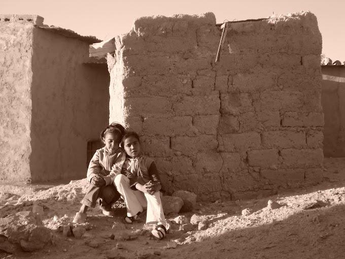 La expropiación de los recursos naturales del Sáhara Occidental.