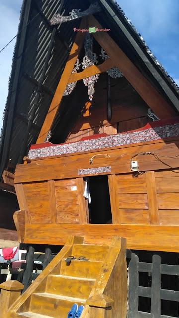 rumah tradisional batak