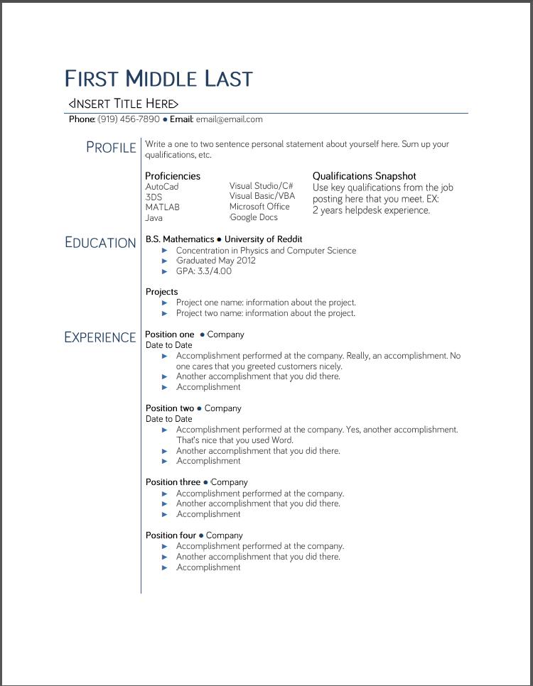 create a student resume template college graduate student builder