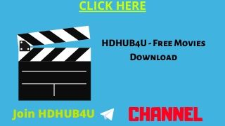 Hdhub4u Free Movies Download - Bollywood, Hollywood and Tamil Movies