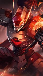 Saber Fullmetal Ronin Heroes Assassin of Skins V2