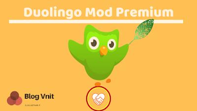 Duolingo Mod Full Premium - Học Ngoại Ngữ Miễn Phí