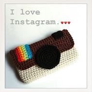 Instagram colour iPhone case