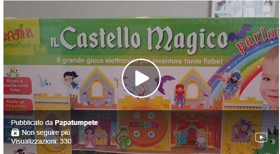 Alla scoperta del Castello Magico