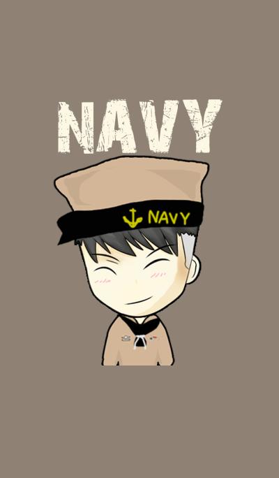 I am the Navy.
