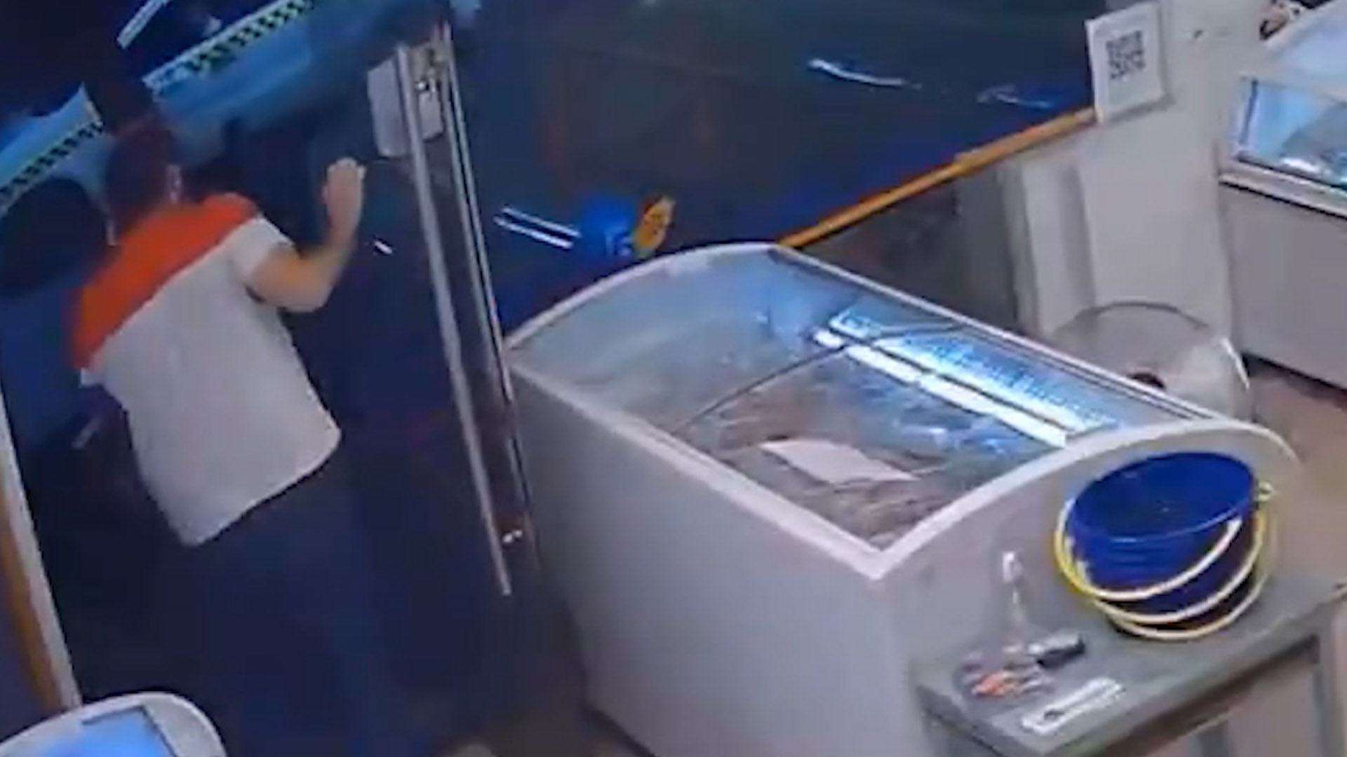 Video del femicidio en Tucuman