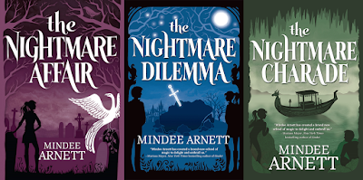 Happy Release Day To The Nightmare Charade!