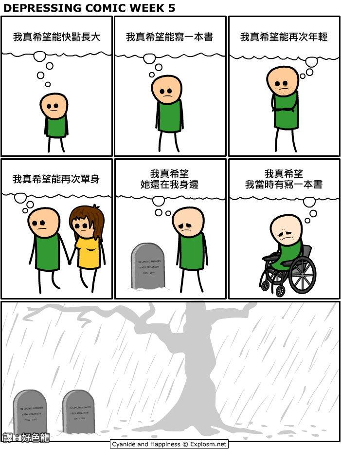 好色龍的網路生活觀察日誌: 雜七雜八短篇漫畫翻譯873