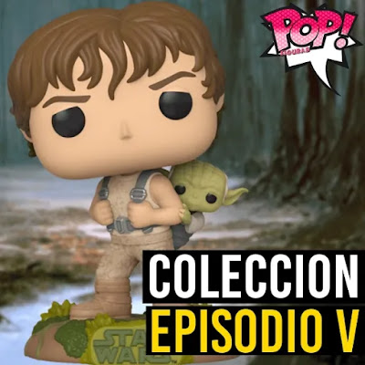 Lista de figuras Funko POP Star Wars: Episodio V