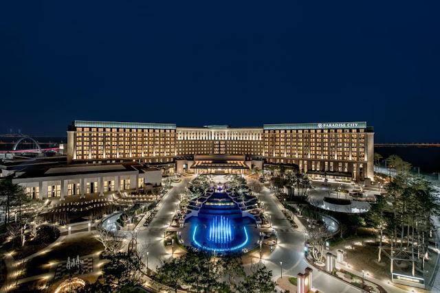 Incheon Siap Membangun Resort Integrasi Untuk Meningkatkan Sektor Pariwisata