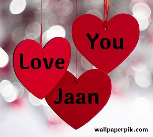 love you jaan wallpaper