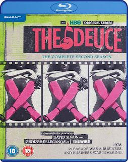 The Deuce – Temporada 2 [3xBD25] *Con Audio Latino