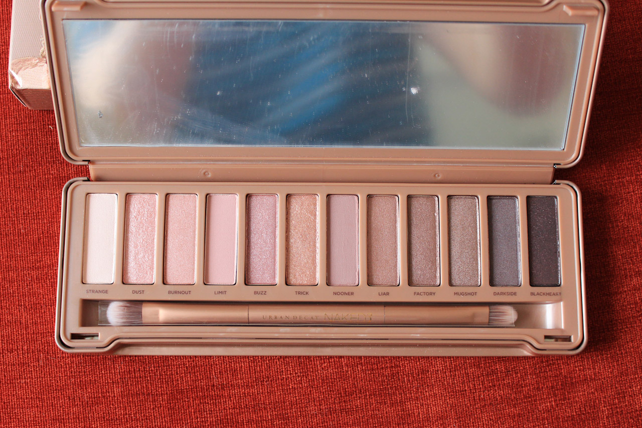 Review, Urban Decay, Naked 3, Eyeshadow, Eyeshadow Palette, Palette