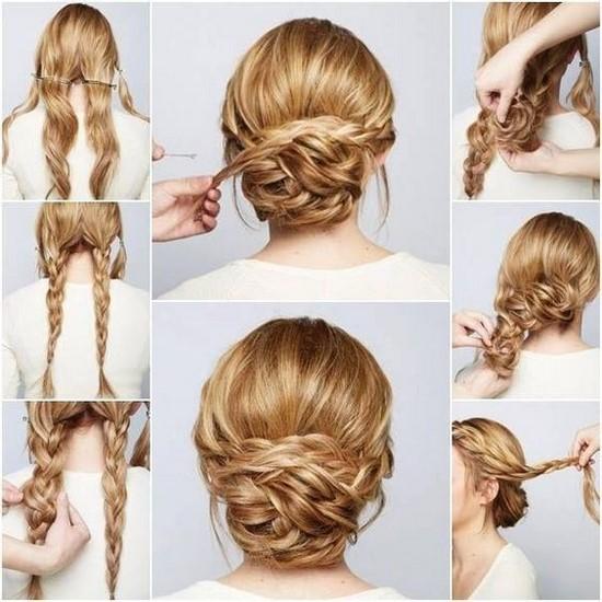 los mejores peinados sencillos paso a paso - peinados fáciles