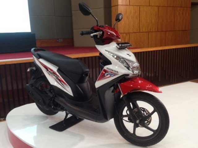 Harga Honda BeAT eSP Pada Agustus 2016
