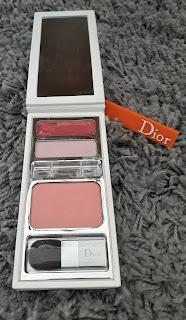 Dior flight face palette 2007