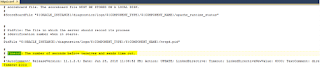 LCM timeout issue while importing HPCM artifacts:EPMLCM-13000:Service currently not available