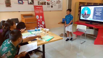 Gali Potensi dan Kreatifitas Dalam Bidang Penelitian Remaja