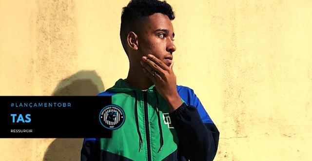 """O jovem mc baiano, TAS lança o EP """"Ressurgir"""""""