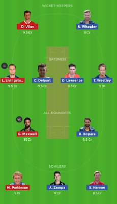 ESS vs LAN dream 11 team | LAN vs ESS